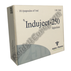 Induject (ALPHA PHARMACEUTICALS)