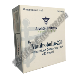 Nandrobolin (ALPHA PHARMACEUTICALS)