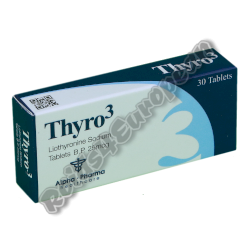 Thyro3 (ALPHA PHARMACEUTICALS)