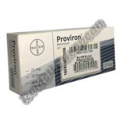 Proviron (BAYER SCHERING-GREECE)