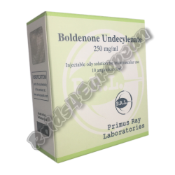 Boldenone Undecylenate 250mg (PRIMUS RAY LAB)
