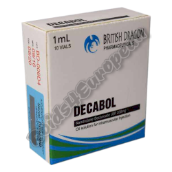 Decabol 200mg fiala (BRITISH DRAGON)