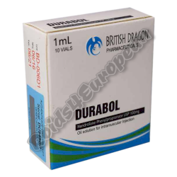 Durabol 100mg fiala (BRITISH DRAGON)