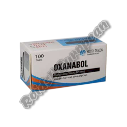 Oxanabol (BRITISH DRAGON)