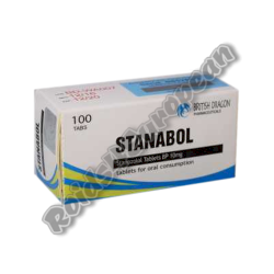 Stanabol (BRITISH DRAGON)