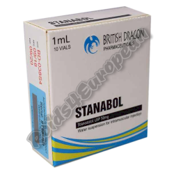 Stanabol 50mg fiala (BRITISH DRAGON)