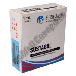 Sustabol 350mg fiala (BRITISH DRAGON)