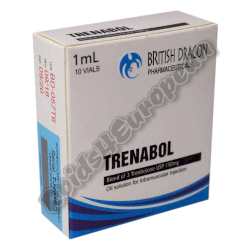 Trenabol 150mg fiala (BRITISH DRAGON)