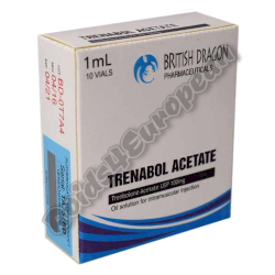 Trenabol Acetate 100mg fiala (BRITISH DRAGON)