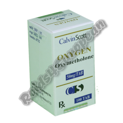 Oxygen 50mg (CALVIN SCOTT USA)