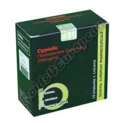 Cypiolic GEP (GENERAL EUROPEAN PHARMACEUTICALS)