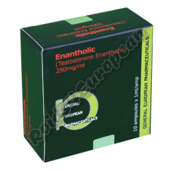 Enantholic GEP (GENERAL EUROPEAN PHARMACEUTICALS)