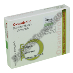 Oxandrolic GEP (GENERAL EUROPEAN PHARMACEUTICALS)