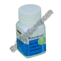 Methandienone 10mg (LA PHARMA)