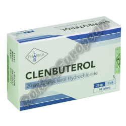 Clenbuterol (PHARMA LAB)