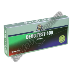 Debo Test-400 (MALAY TIGER)