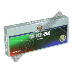 Ripped 250 (MALAY TIGER)