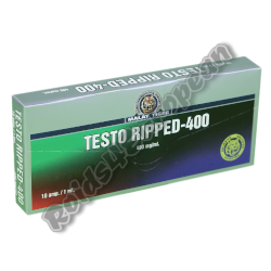 Testo Ripped-400 (MALAY TIGER)