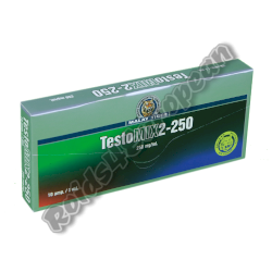 TestoMix 2 -250mg (MALAY TIGER)