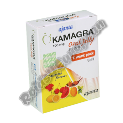 Kamagra Oral Jelly 100mg (AJANTA PHARMA)