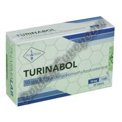 Turinabol 10mg (PHARMA LAB)