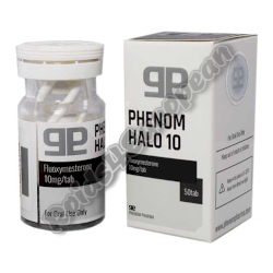 Halo 10 (PHENOM PHARMA)