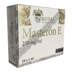 Masteron E 250mg (ROYAL PHARMACEUTICALS)