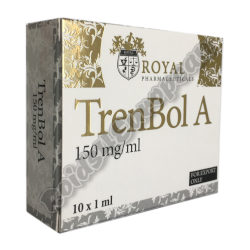 TrenBol A 150mg (ROYAL PHARMACEUTICALS)