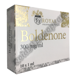 Boldenone 300mg (ROYAL PHARMACEUTICALS)