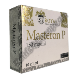Masteron P 150mg (ROYAL PHARMACEUTICALS)