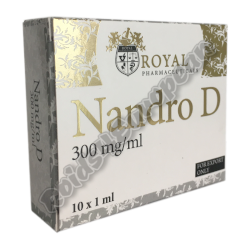 Nandro D 300mg (ROYAL PHARMACEUTICALS)