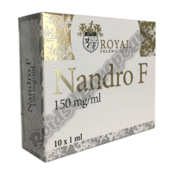 Nandro F 150mg (ROYAL PHARMACEUTICALS)
