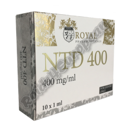 NTD 400mg (ROYAL PHARMACEUTICALS)