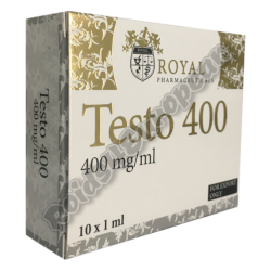 Testo 400mg (ROYAL PHARMACEUTICALS)