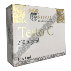 Testo C 250mg (ROYAL PHARMACEUTICALS)
