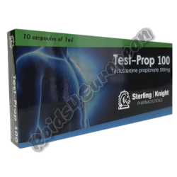 Test-Prop 100mg (STERLING KNIGHT PHARMA UK)