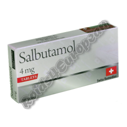Salbutamol 4mg (SWISS REMEDIES)