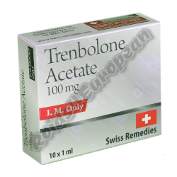 Trenbolone Acetate 100mg (SWISS REMEDIES)