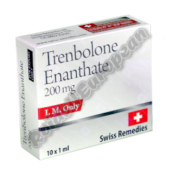 Trenbolone Enanthate 200mg (SWISS REMEDIES)