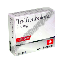Tri-Trenbolone 200mg (SWISS REMEDIES)