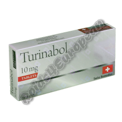 Turinabol 10mg (SWISS REMEDIES)